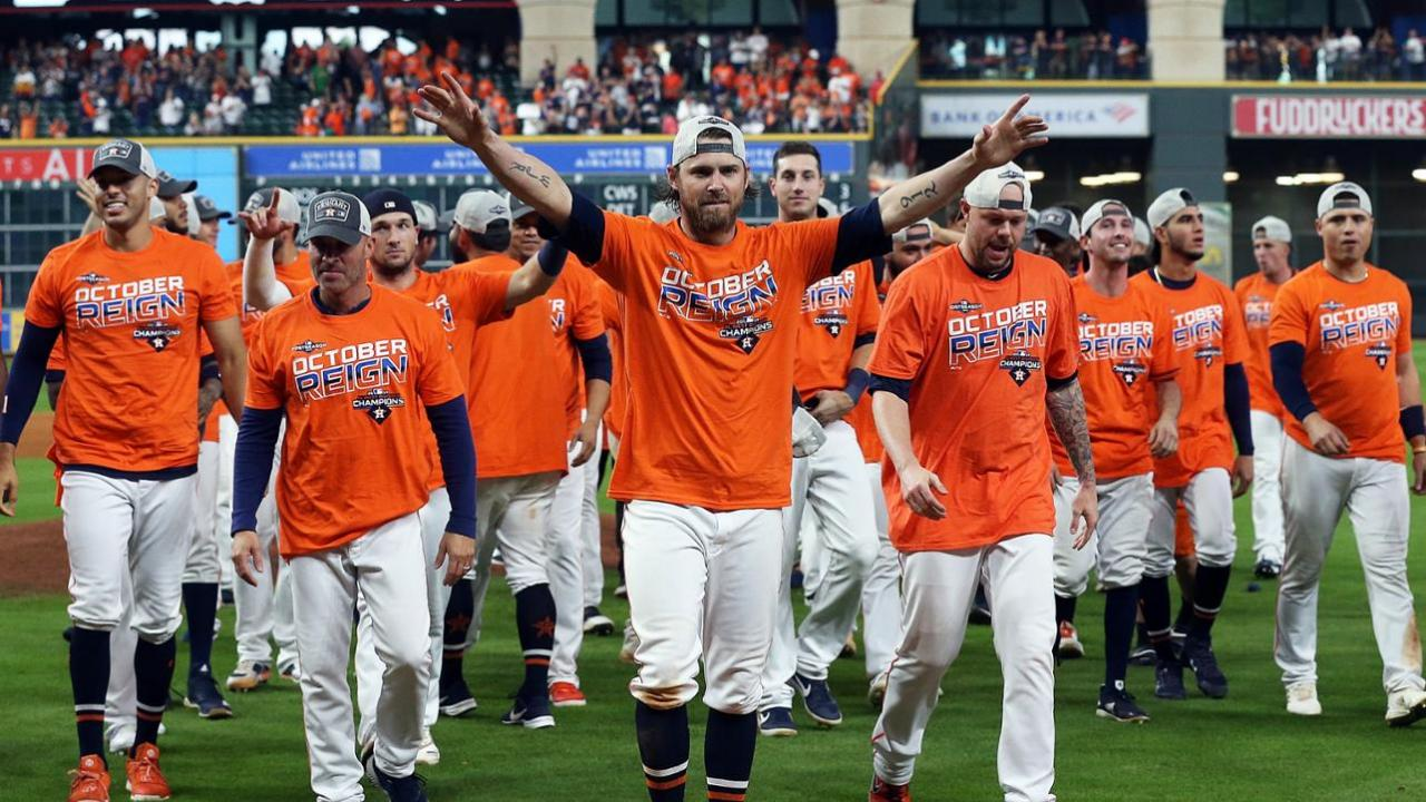 Los Astros de Houston. (GETTY IMAGES)