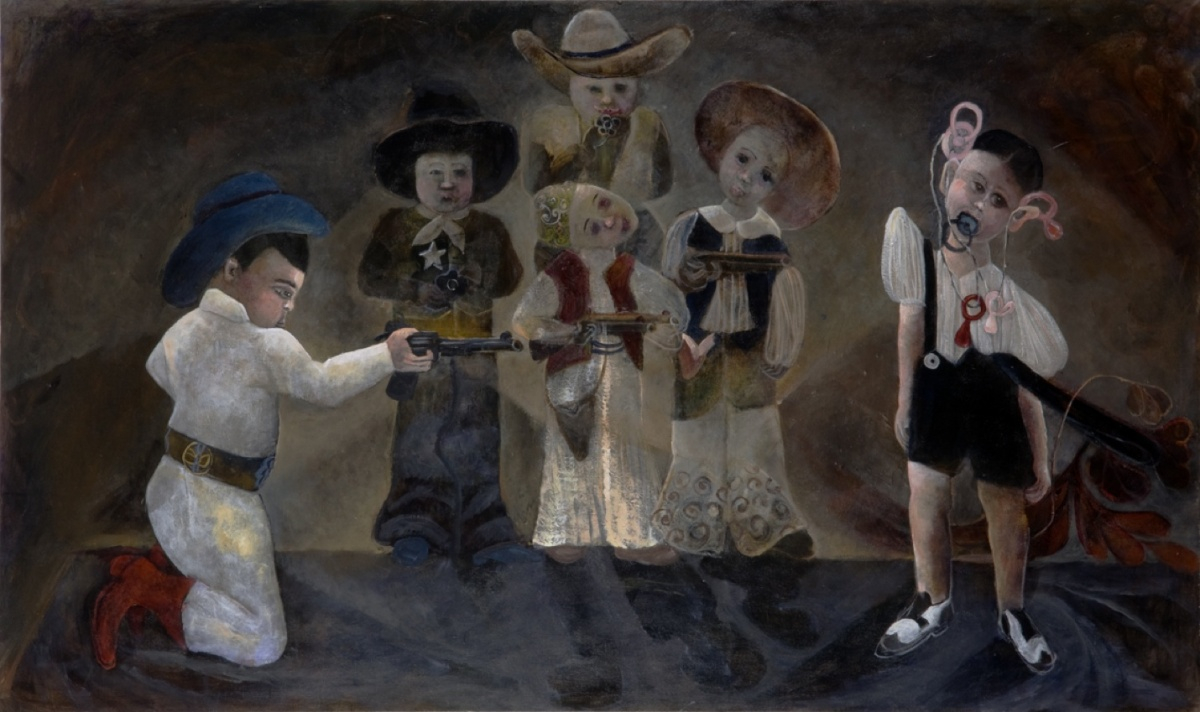 'Indians and Cowboys', 2010.