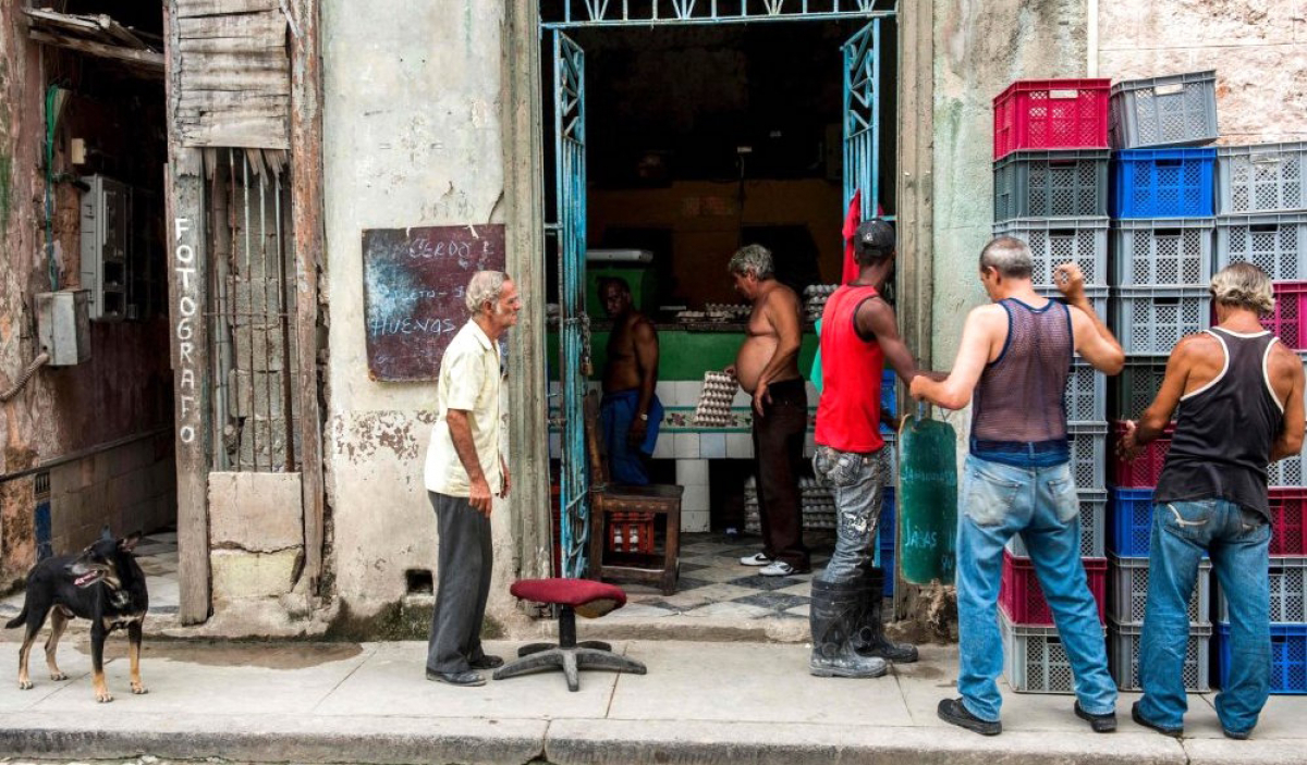 Havana, April 2019.