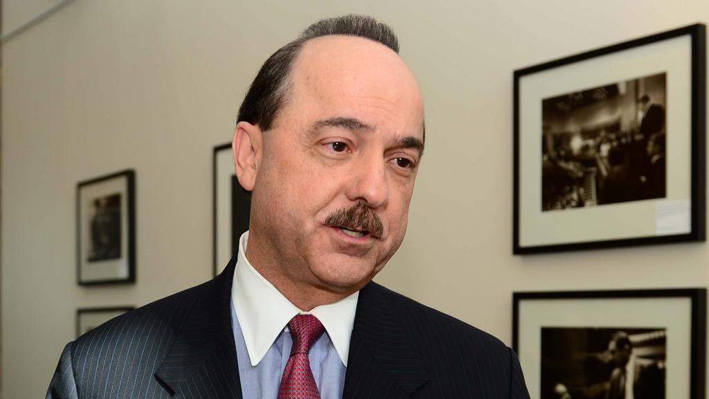 El cubano Ralph de la Vega.