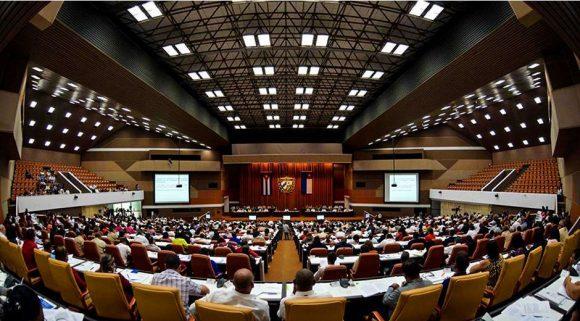 Asamblea Nacional del Poder Popular.