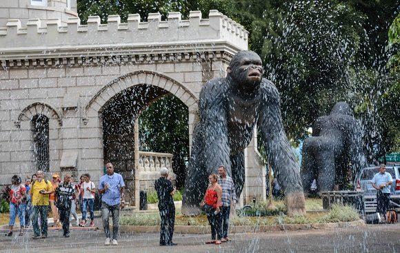 Palacio Tecnológico Finca de los Monos.