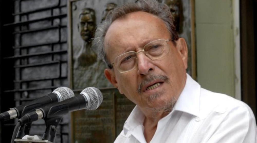 Muere el Comandante del Ejército Rebelde Faure Chomón