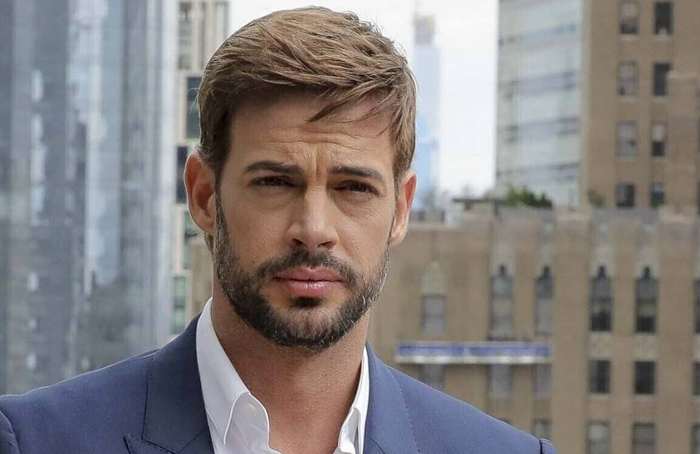 El actor cubano William Levy.