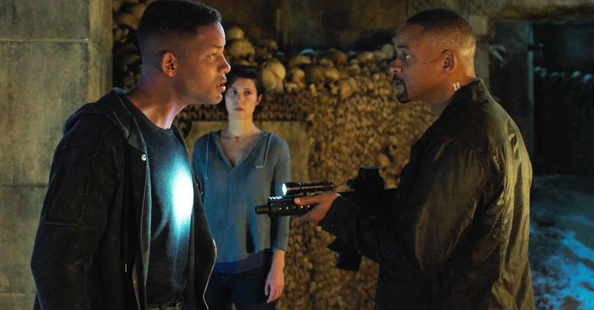 Will Smith vs. Will Smith en 'Géminis'.