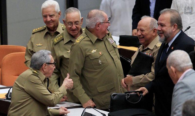 Designación de Manuel Marrero como primer ministro de Cuba.