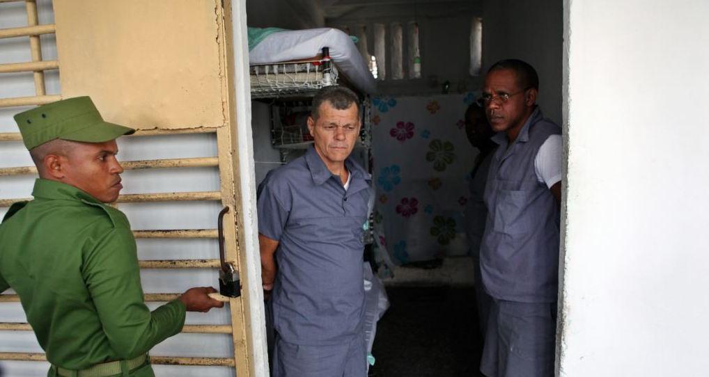 Prisión elegida por el Gobierno para mostrar a la prensa extranjera en 2013.