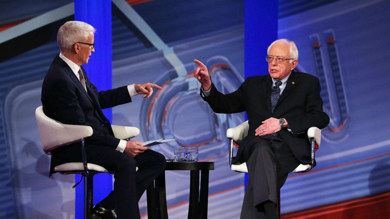 Sanders enciende las primarias demócratas con sus elogios a Fidel Castro