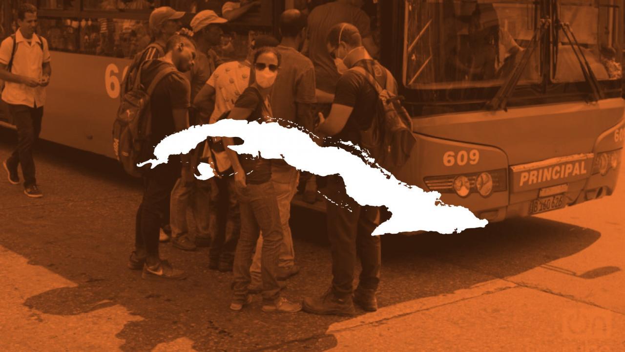 Cubana llegó con coronavirus a la Isla procedente de Nicaragua
