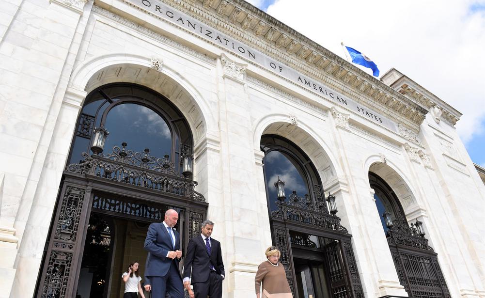 Guatemala votará por reelección de Luis Almagro al frente de la OEA