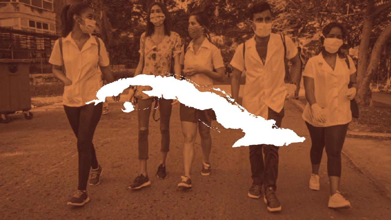 Cuba llega a 396 casos de Covid-19