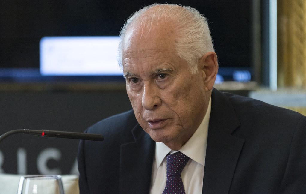 El economista cubano Carmelo Mesa-Lago.