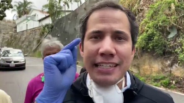 Venezuela: Guaidó reaparece tras rumores de protección diplomática