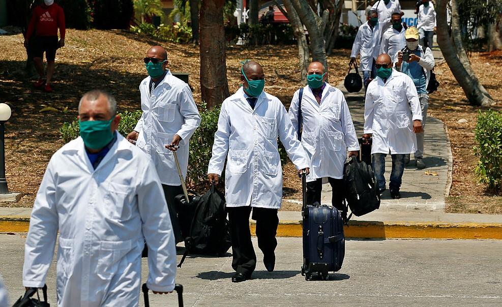 Cuba salva vidas, no pueden borrar la verdad — Canciller cubano