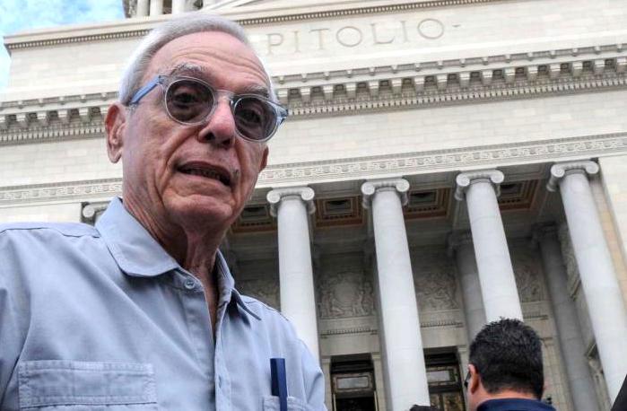Decretan duelo oficial por fallecimiento del Dr. Eusebio Leal