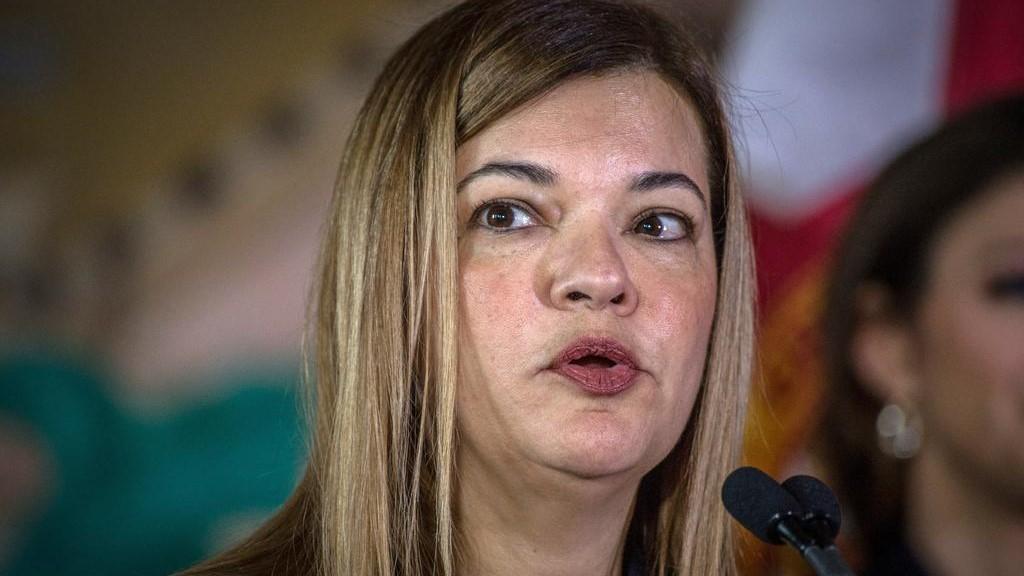 Bárbara Lagoa.