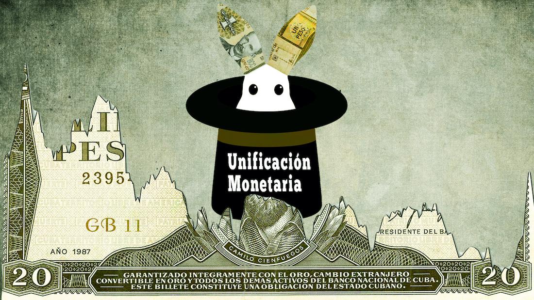 Ilustración: la magia de la 'unificación monetaria'