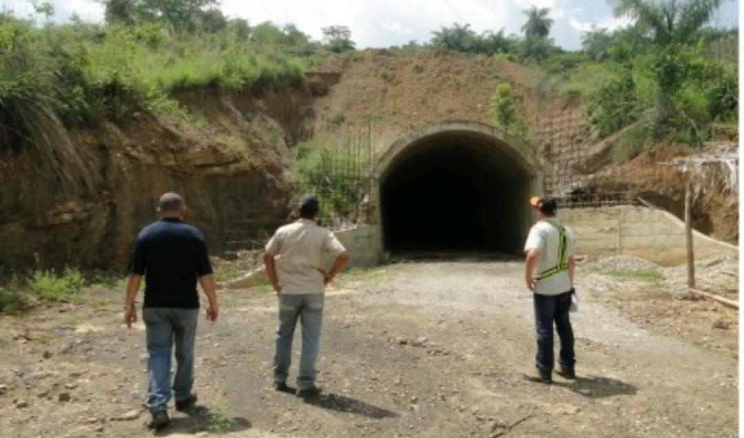 Los presuntos túneles que construyó el régimen para ocultarse en caso de un enfrentamiento armado
