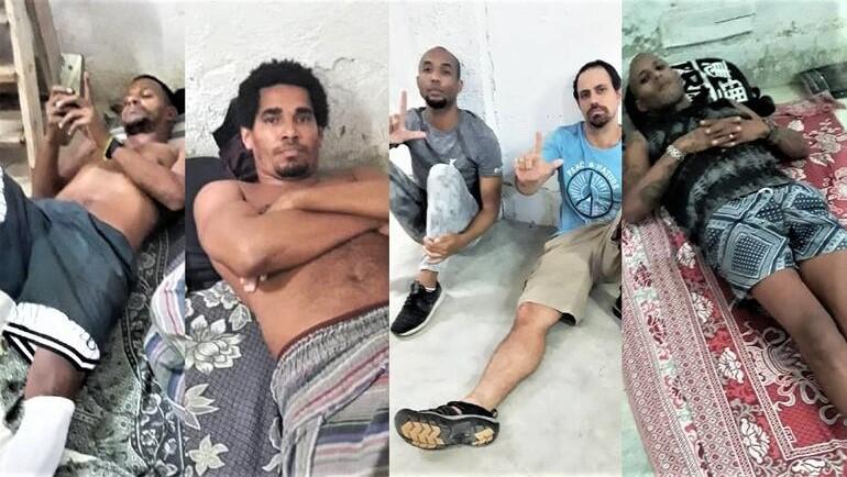 Todos somos San Isidro!', un grito que se extiende por Cuba y el mundo |  DIARIO DE CUBA