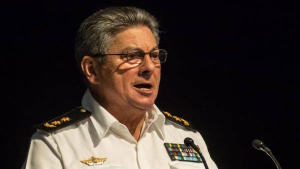 Falleció el Ministro del Interior, el Vicealmirante Julio Cesar Gandarilla Bermejo