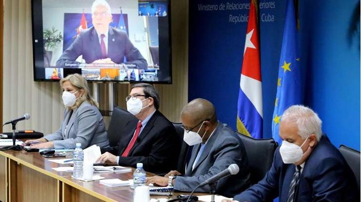 Ratifican Cuba y la UE fortaleza de relaciones