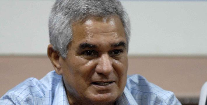 Presidente de la Federación Cubana de Béisbol — Falleció Higinio Vélez
