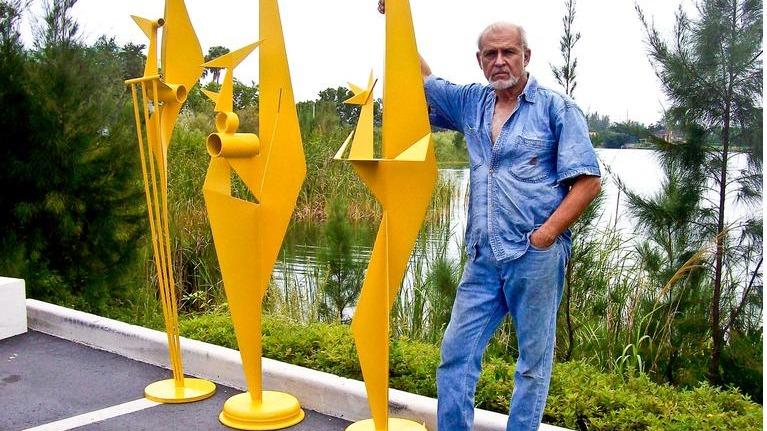 Muere el escultor cubano Rafael Consuegra en un hospital de Miami | DIARIO  DE CUBA