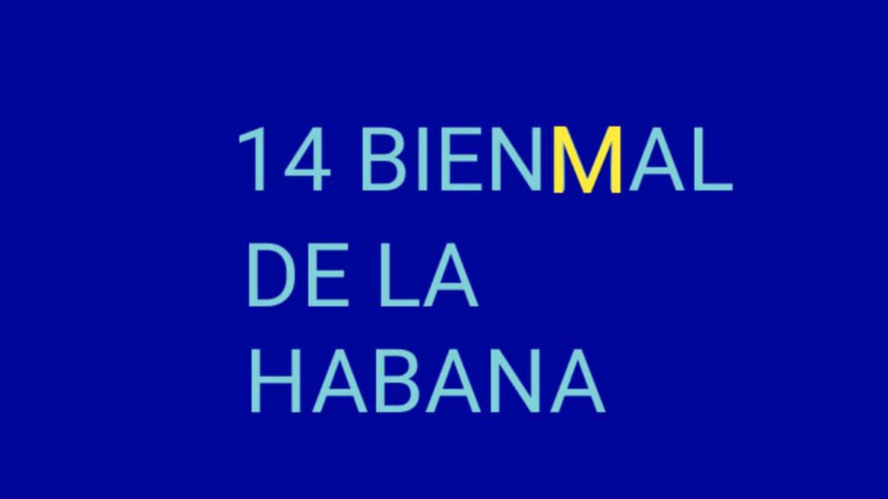 Artistas cubanos y extranjeros dicen No a la Bienal de La Habana
