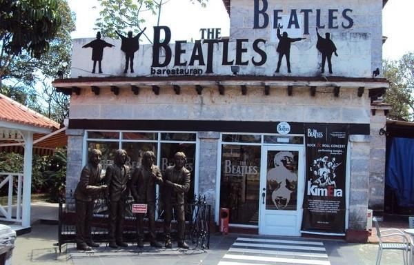 Bar The Beatles en Varadero.
