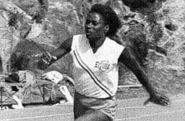 La subcampeona olímpica cubana Miguelina Cobián,