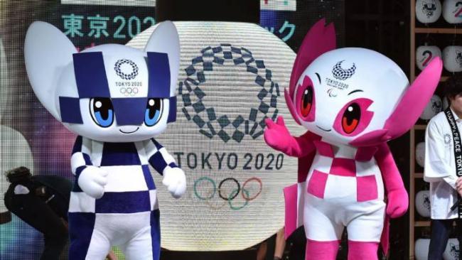 Las mascotas de Tokio 2020.