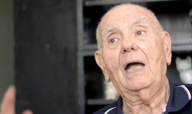 El historiador y cronista del béisbol cubano Ismael Sene Alegret.
