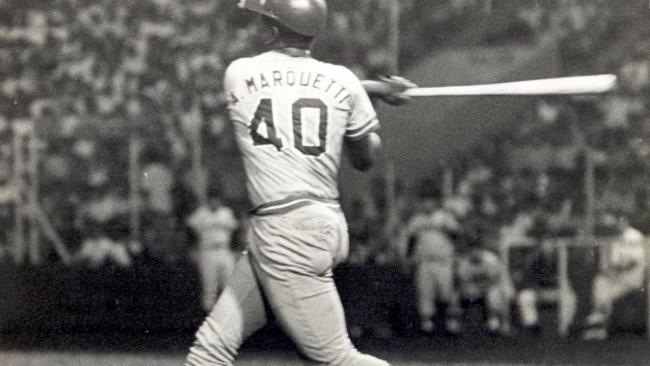 Agustín Marquetti.