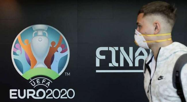 Logo de la Eurocopa 2020.