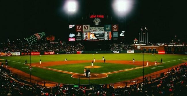 Partido de MLB.