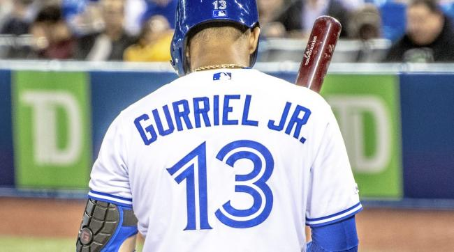 Lourdes Gurriel Jr.