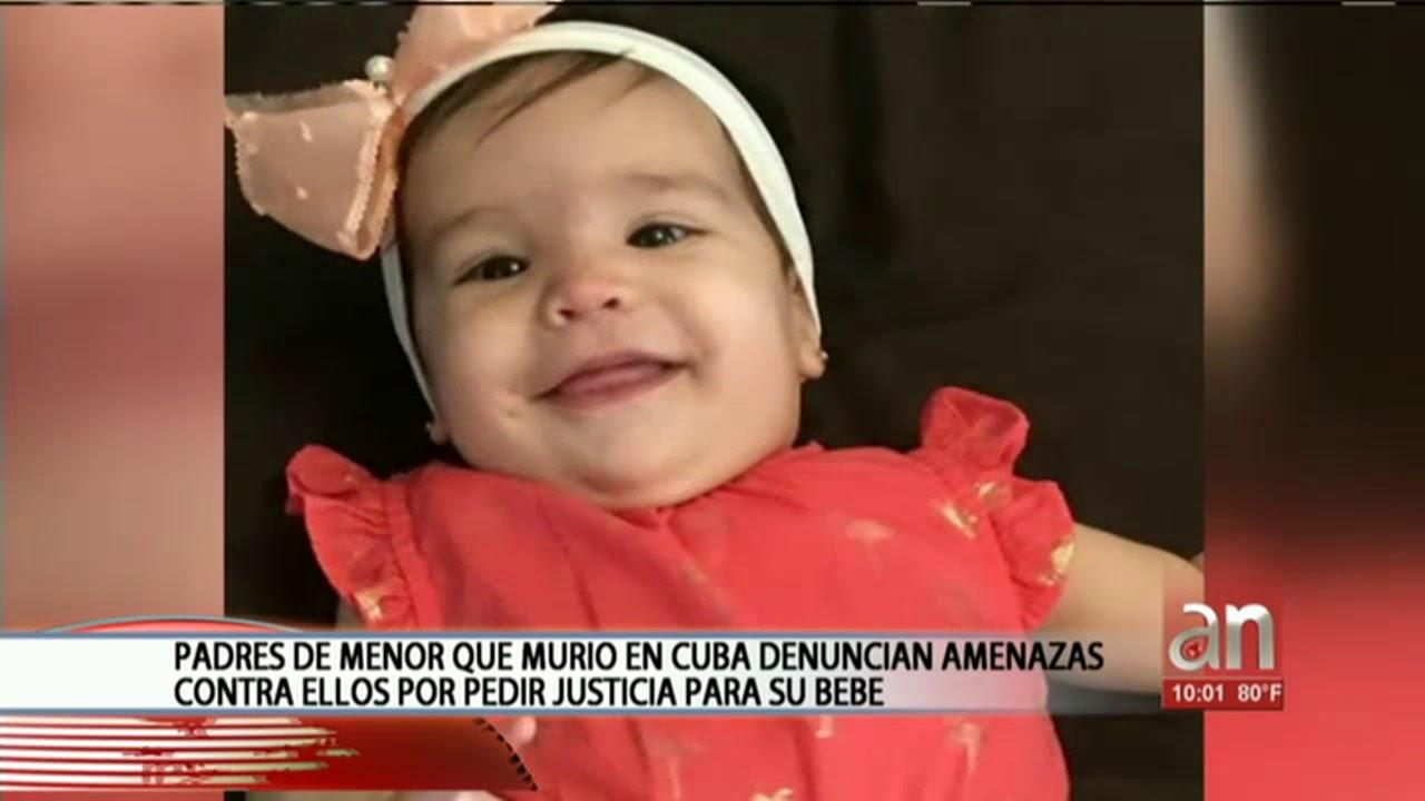 'Entendimos el mensaje': los padres de la niña Paloma explican por qué huyeron de Cuba - Diario de Cuba